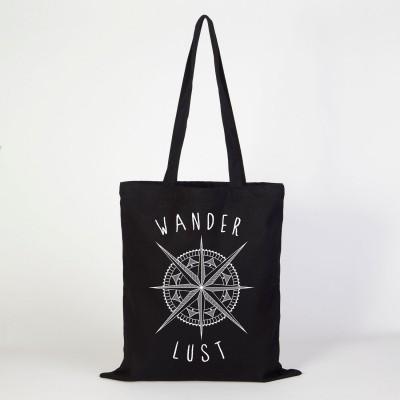 Wanderlust - Stofftasche