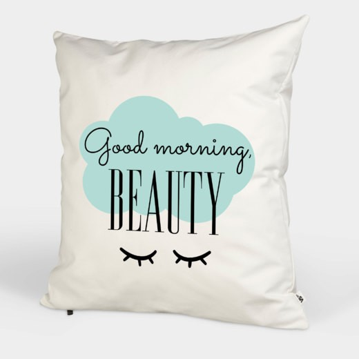 Good morning, beauty - Kissenbezug