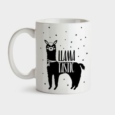 Llamatastic - Tasse