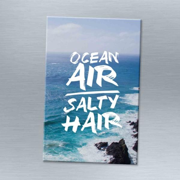 Ocean air salty hair - Magnet