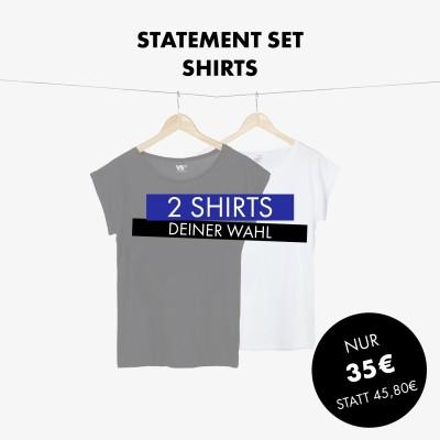 Statement Set: Shirts