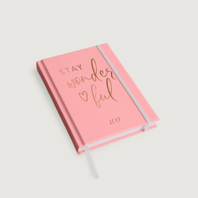 Stay Wonderful 2019 A6 - Jahresplaner