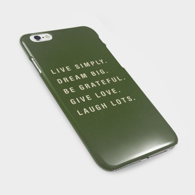 Live simply- Handycover
