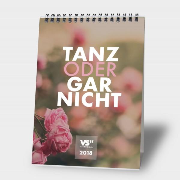 Glücksmomente / 2018 - Monatstischkalender