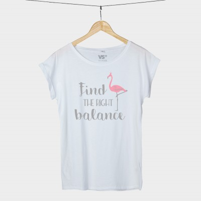 Find the right balance - T-Shirt
