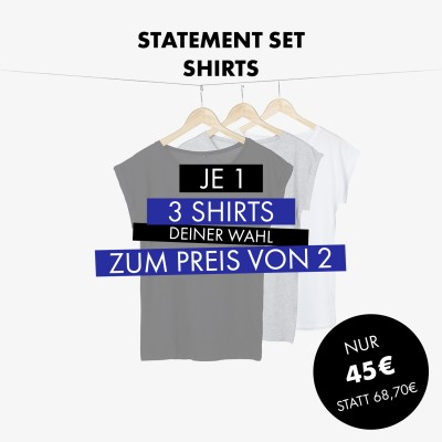 Statement Set: Shirts