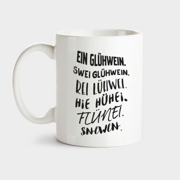 Glühwein - Tasse