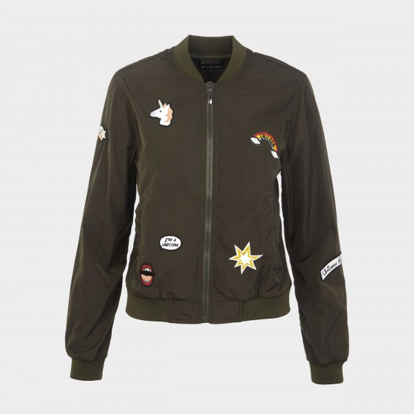 Unicorn Gang - Bomberjacke